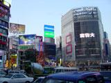 渋谷で稽古