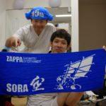 『空 -SORA-』公演中に勢力を伸ばした羊巻きの作り方解説