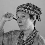 [空 -SORA-] 千秋楽カーテンコールでの瓦版屋キャスト紹介
